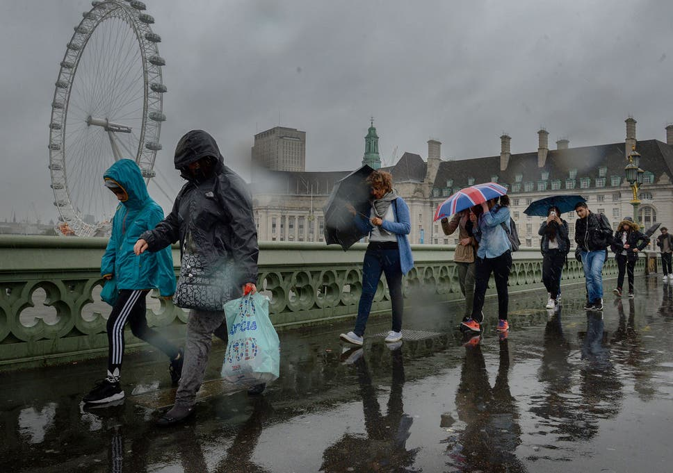 London Suffered A Cool Start To Meteorological Summertime