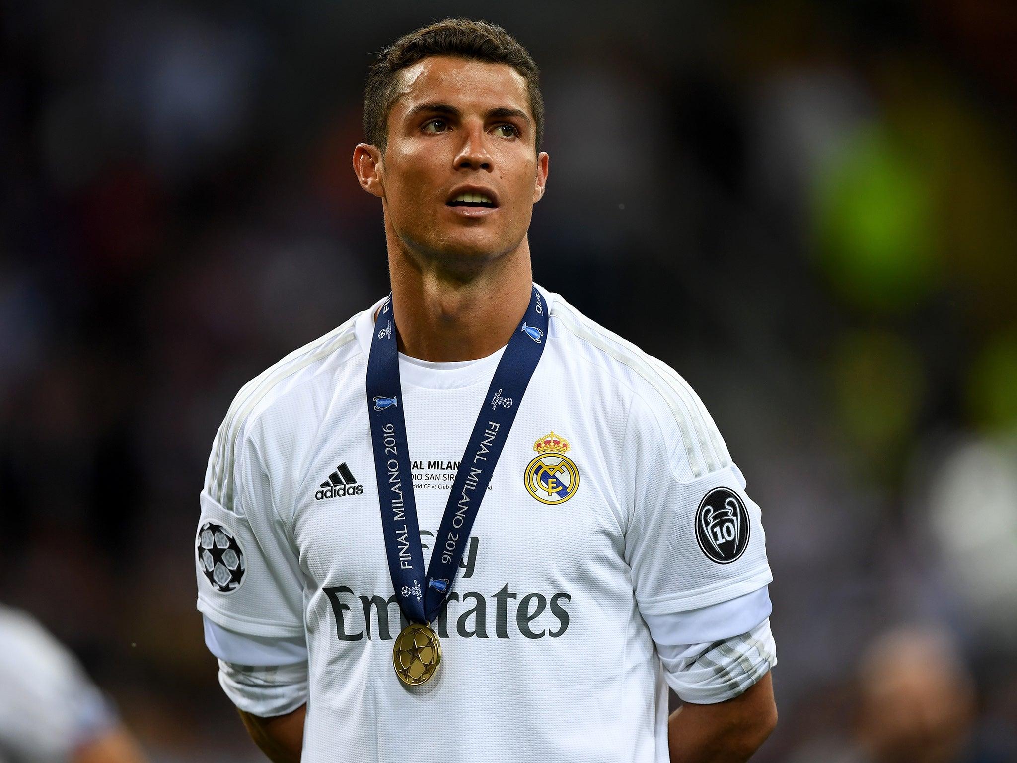 Cristiano Ronaldo Real Madrid forward donates €600 000 Champions