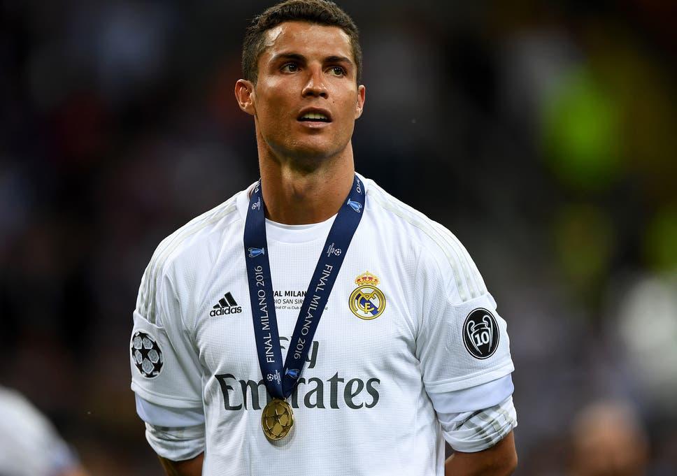 c9a6ce5f1 Cristiano Ronaldo  Real Madrid forward donates €600