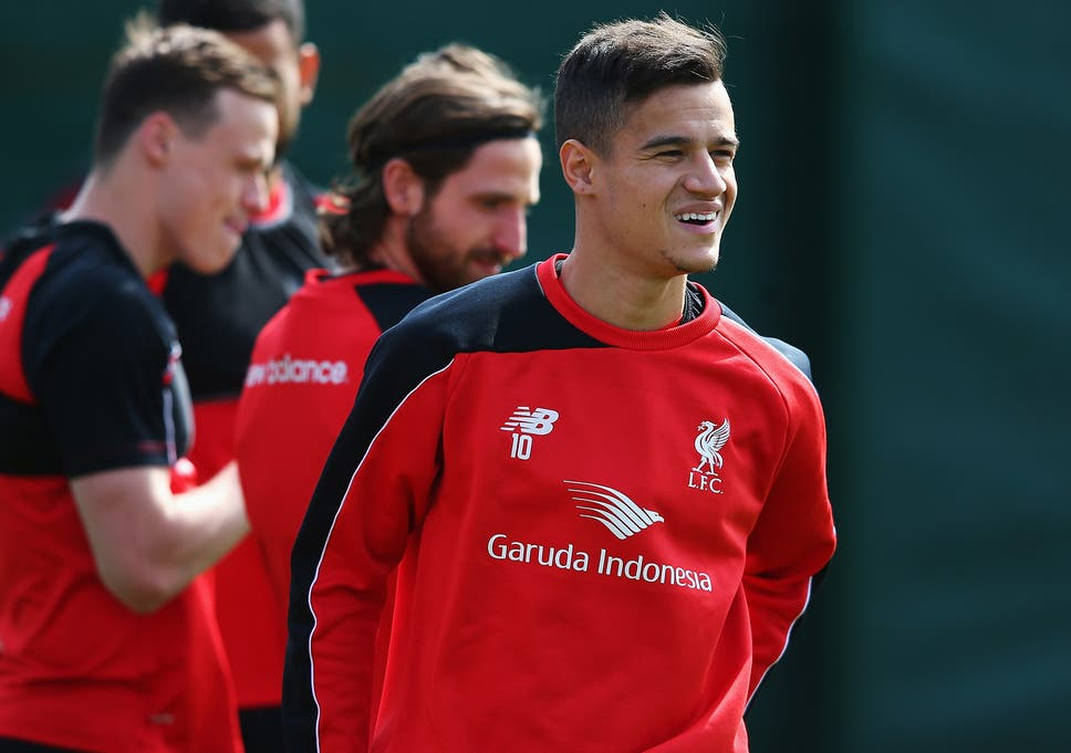 low priced 8d4e9 feb1e Philippe Coutinho to PSG: Liverpool playmaker 'interests ...