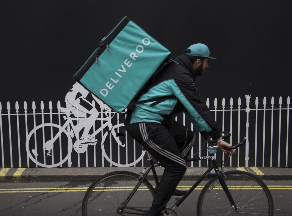 The report is expected to formally recommend a series of protections for 'gig-economy' workers with insecure jobs app-based firms such as Uber and Deliveroo