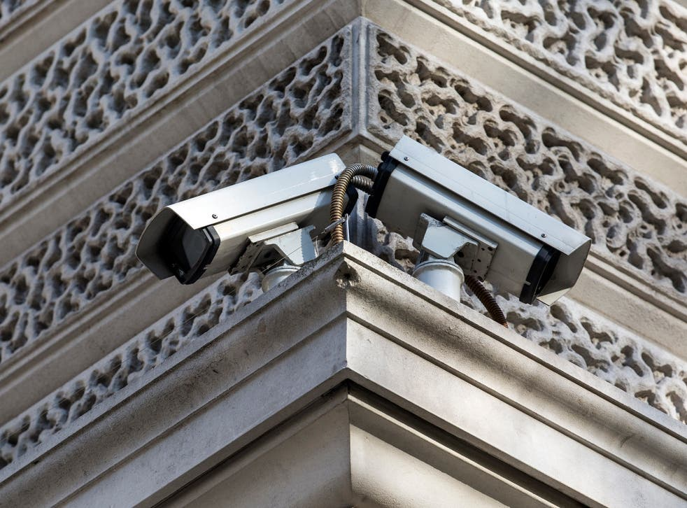 The security camera commissioner has said he is concerned about quantity of false positives