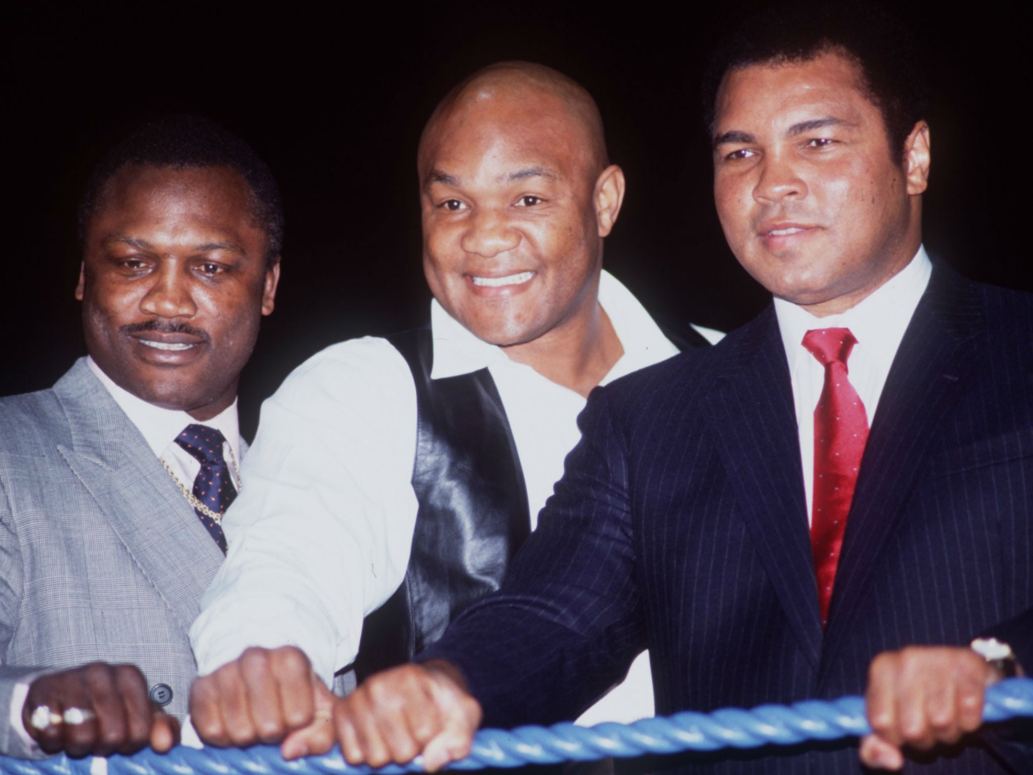 Muhammad Ali dies aged 74: George Foreman, Mike Tyson and Floyd Mayweather lead the tributes