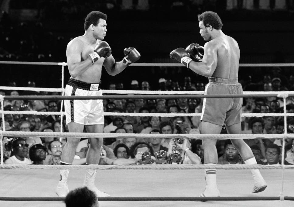 5a98692015a2 Muhammad Ali s five greatest fights  From the Thrilla in Manila to the  Rumble in the Jungle