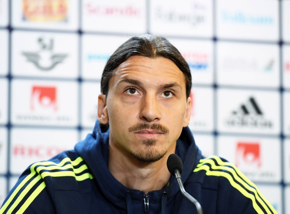 Ibrahimovic previously worked under Mourinho at Internazionale