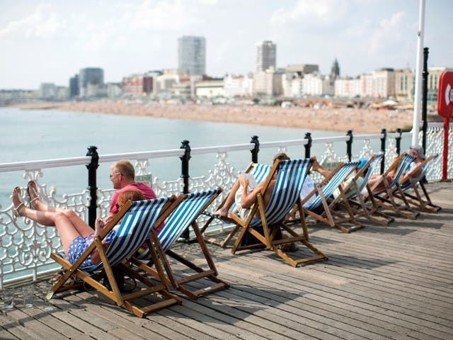 The amount we choose to holiday at UK destinations like Brighton will certainly be affected by a 'Leave' vote