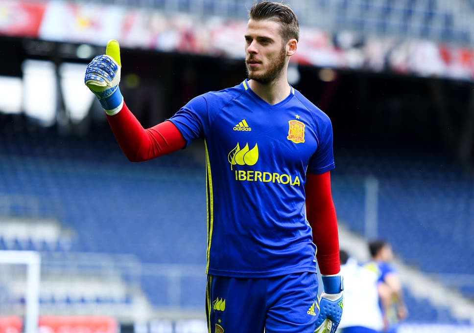 5d884f03523 Manchester United transfer news  David De Gea to stay at Old ...