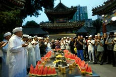 Ramadan 2016: China bans civil servants and students from fasting in mainly Muslim region