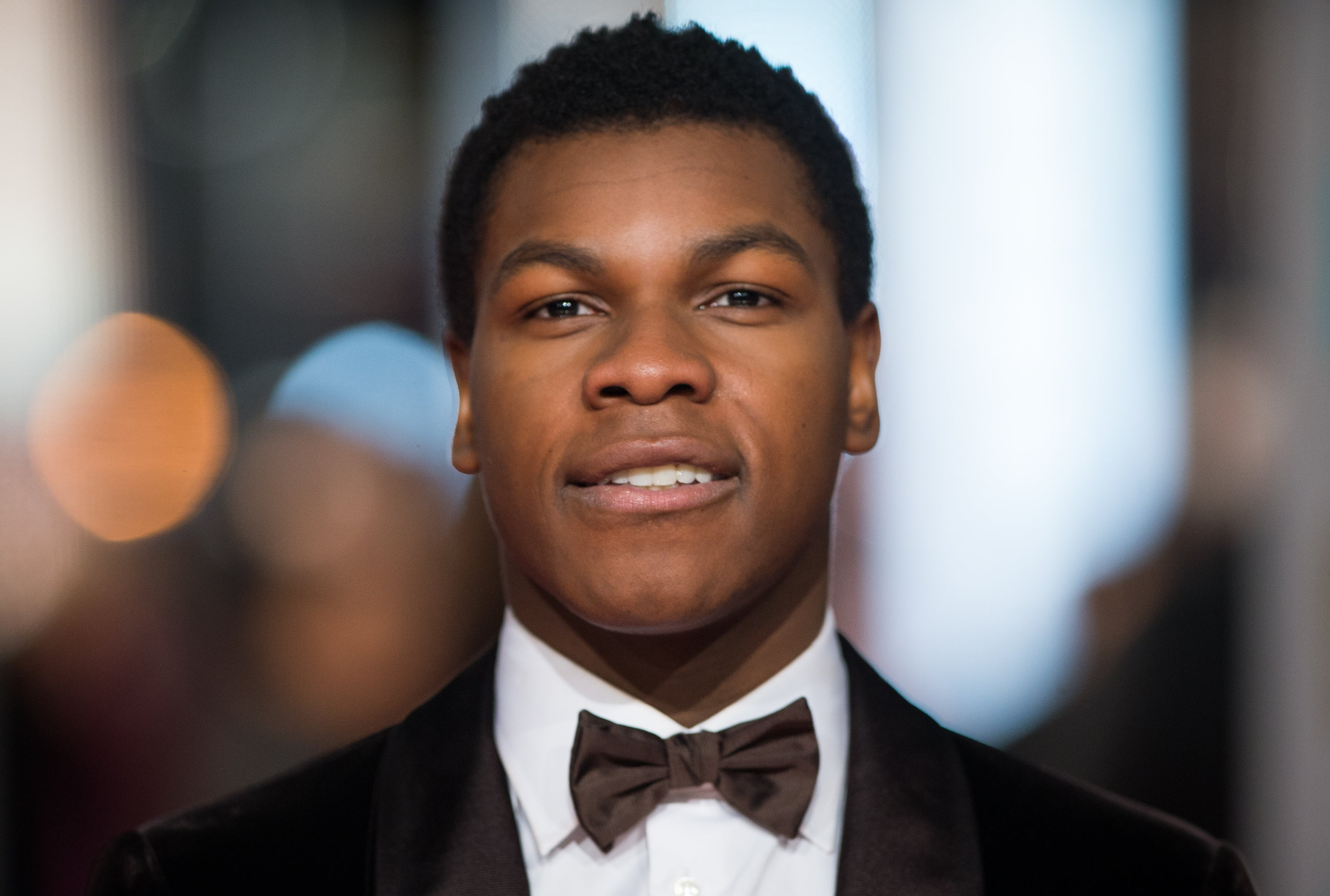 John Boyega tears up during Black Lives Matter protest speech: 'We don't know what George Floyd could have achieved'