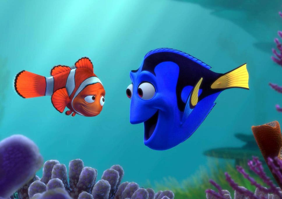 Sales of clownfish shot up after Finding Nemo was released