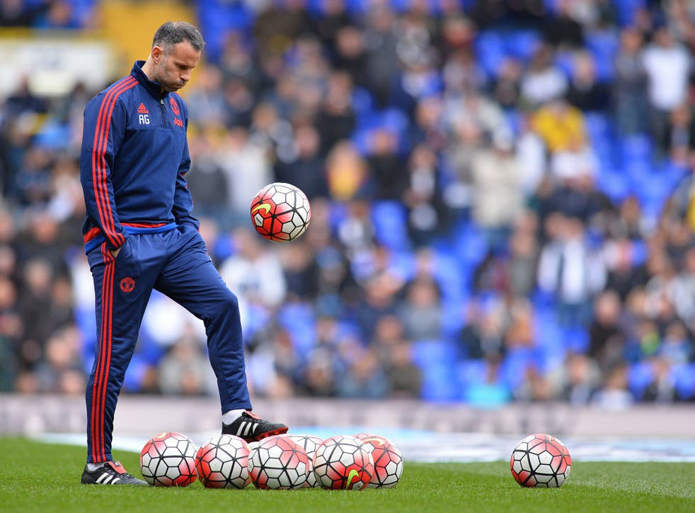 Ryan Giggs could stay at Manchester United in a role of his choosing