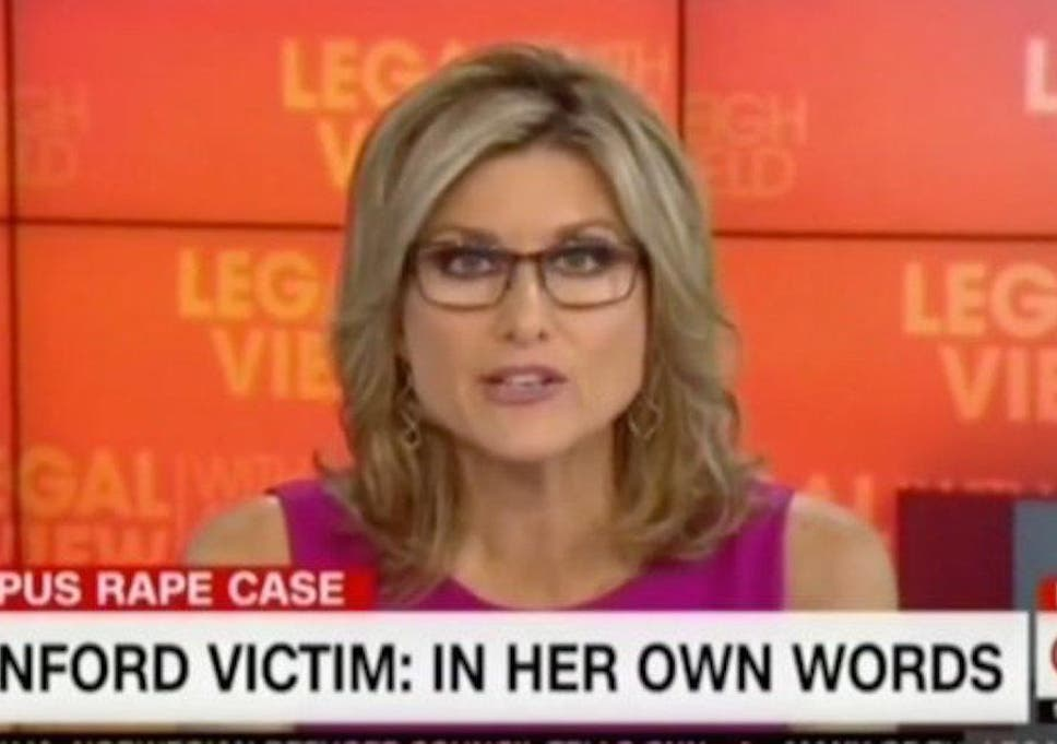 stanford sexual assault victim's letter read on-air by cnn host