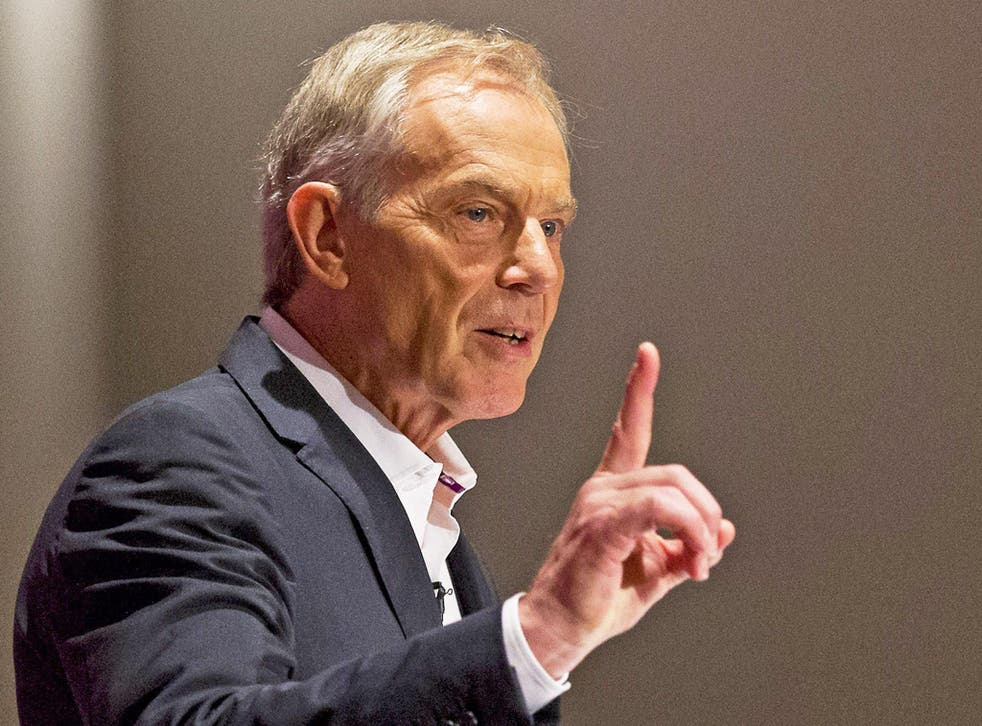 Tony Blair is reported to be finalising a response to Chilcot with former Downing Street allies