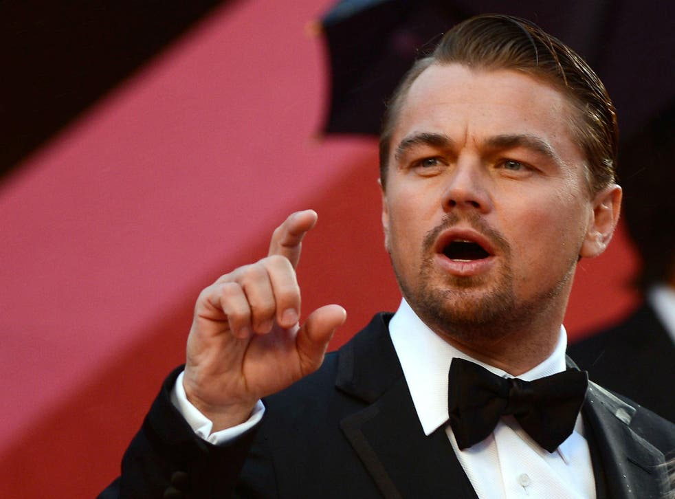 Hang on a second! There's one major problem with Leonardo DiCaprio playing Rumi: Rumi was not white