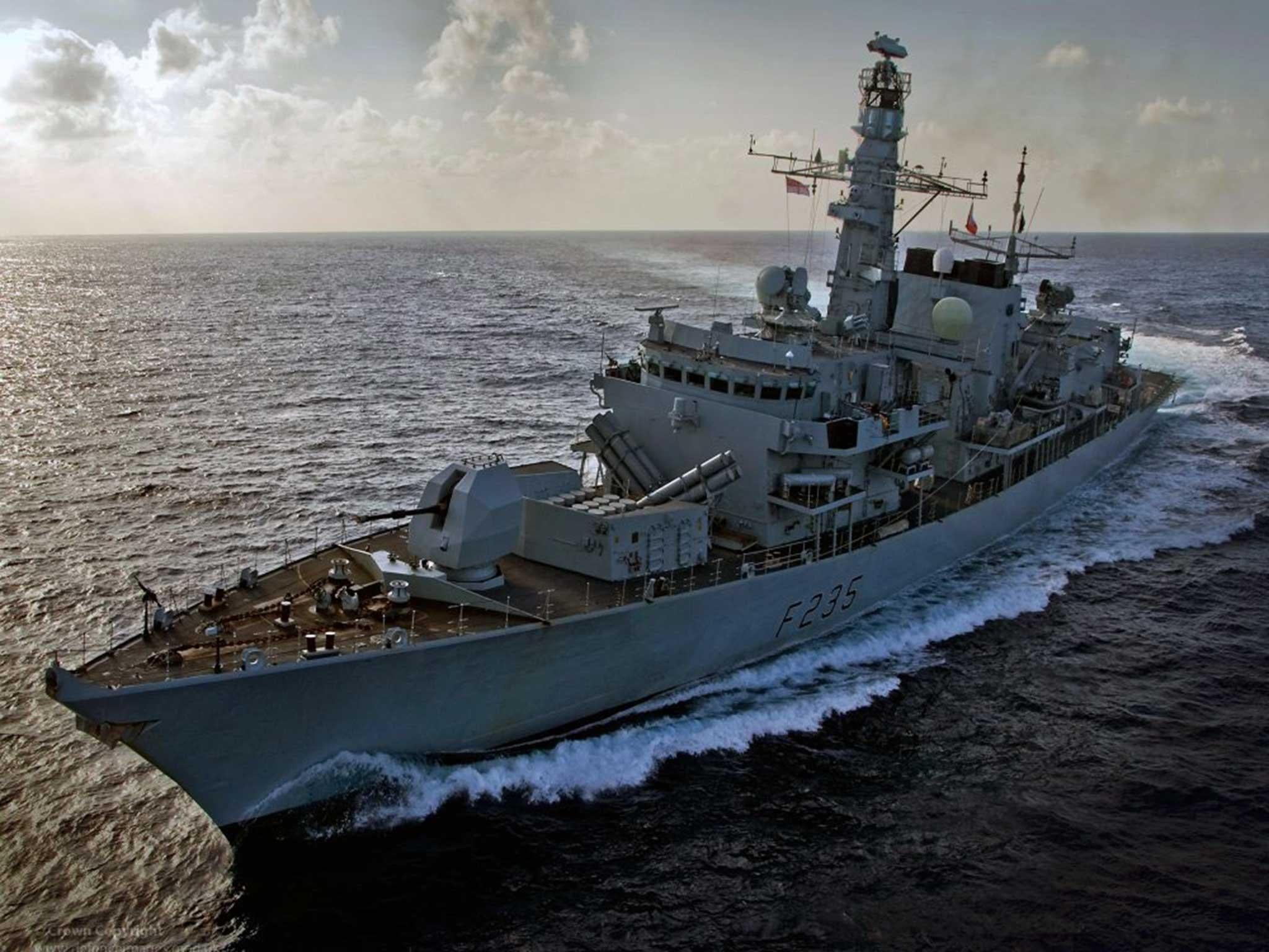 Royal Navy Fleet In Danger Of Falling Below Current