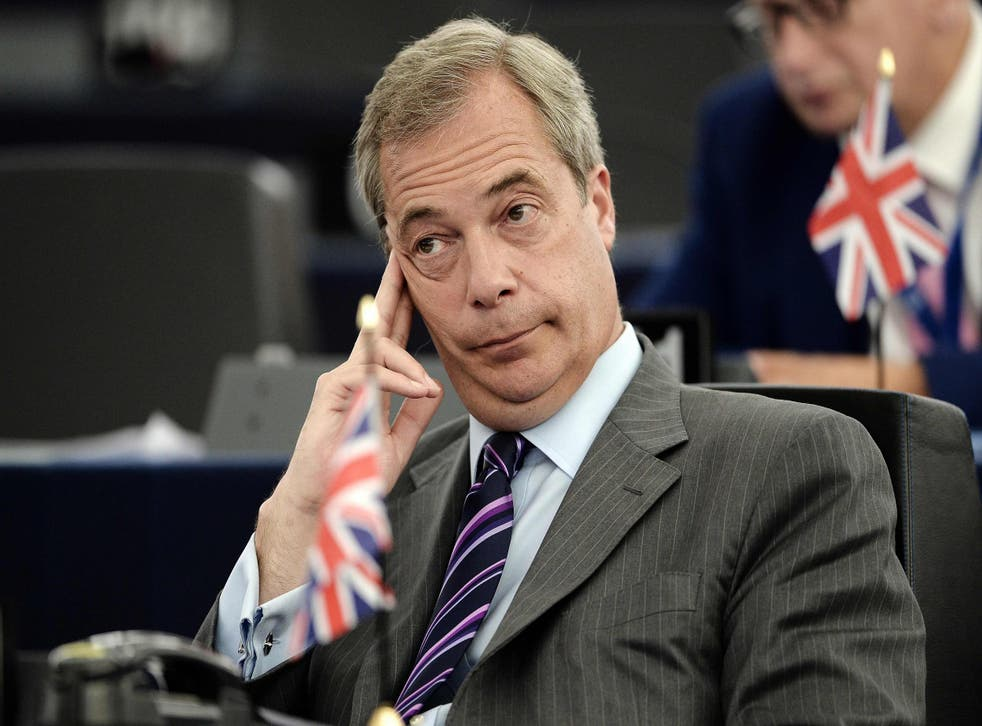Inners hope that the Ukip leader's 'Marmite' qualities will put off potential Out voters