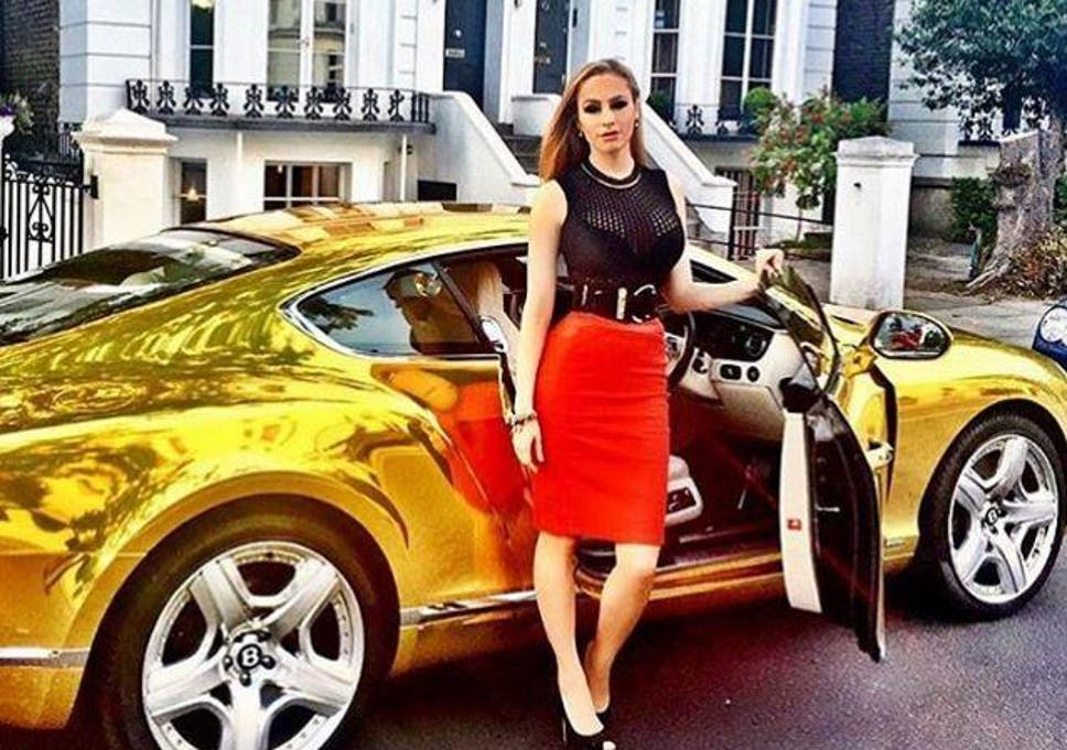 meet the rich kids of london who post photos of their lavish