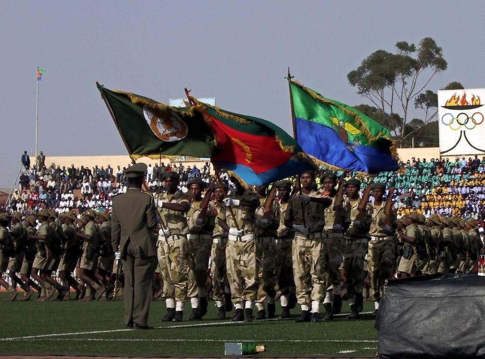 Many asylum seekers from Eritrea have fled national service