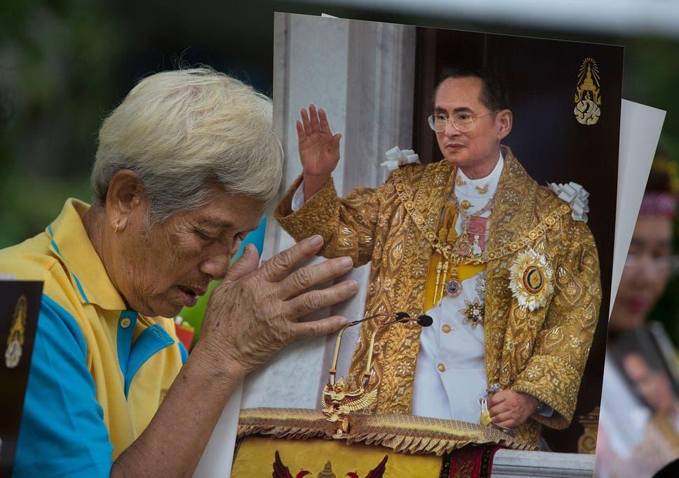 King Bhumibol Adulyadej: Conce...