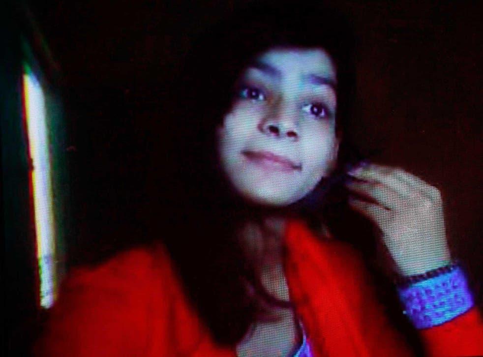 The body of Zeenat Rafiq showed signs of torture