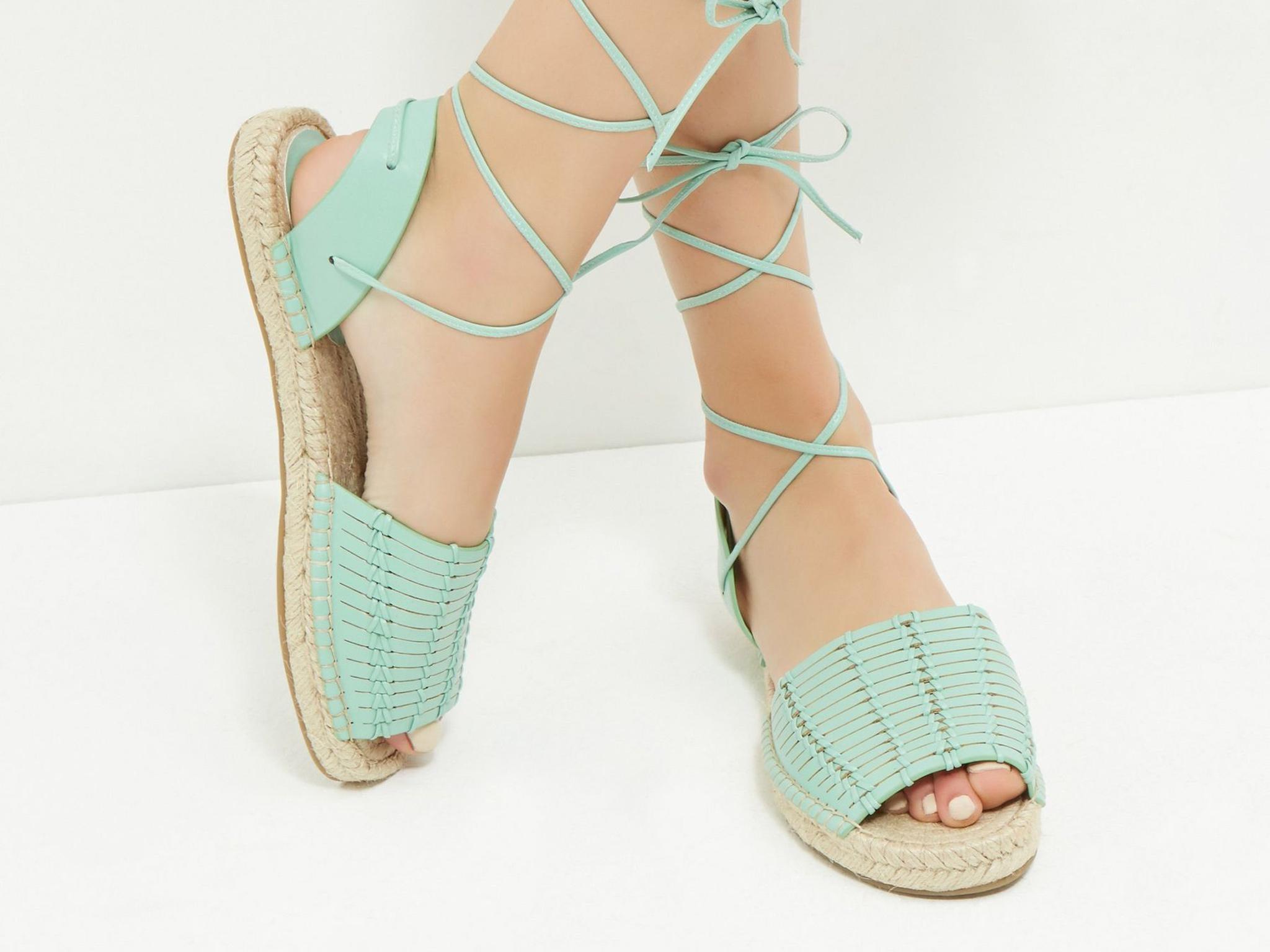pompom sandals pom pom sandals boho sandals gladiator sandals lace up sandals tie up sandals English Summertime leather sandals