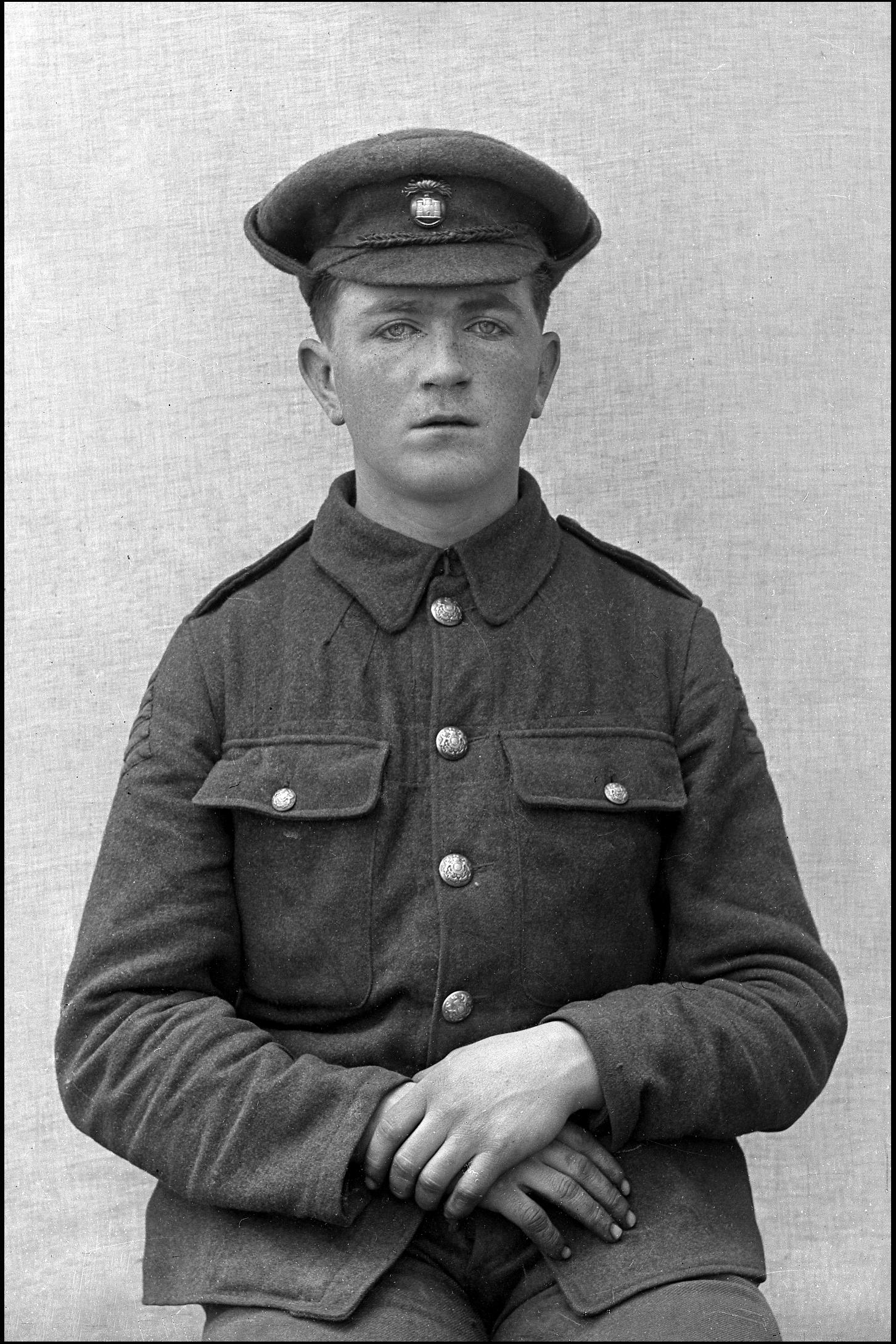 Somme selfies: young Irish fusilier from the 'skins' | The Independentindependent_brand_ident_LOGOUntitled