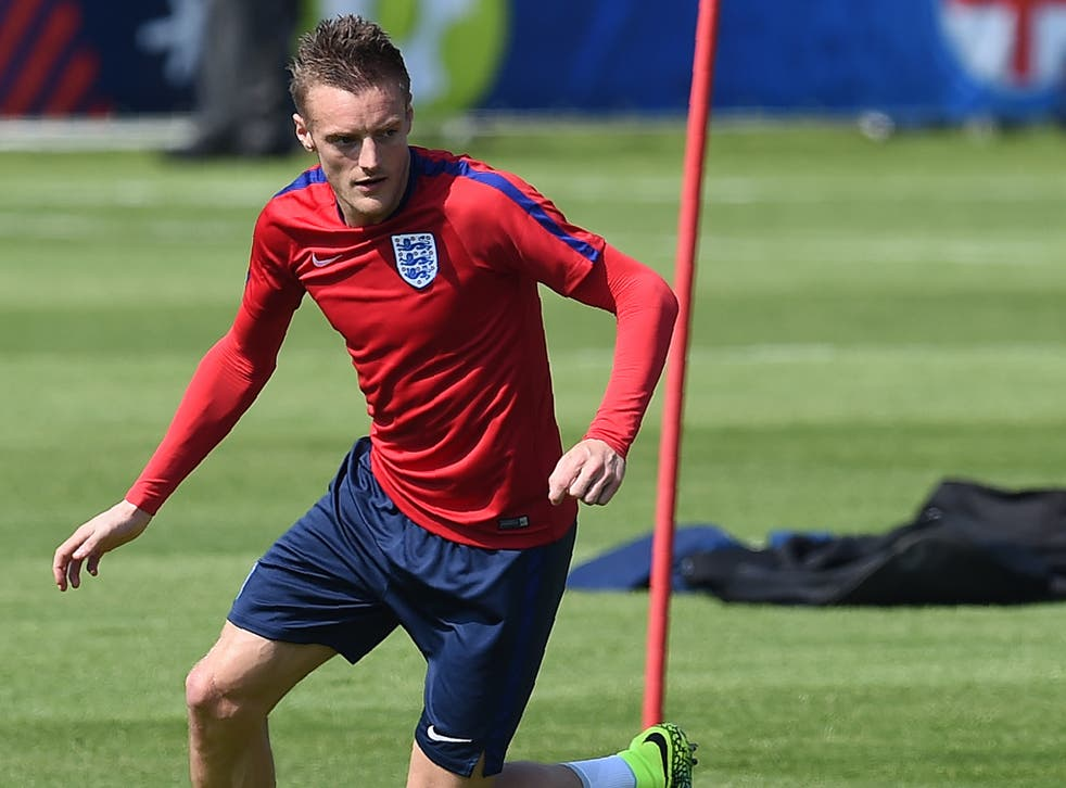 Jamie Vardy is said to be '80 per cent' certain that he will stay at Leicester