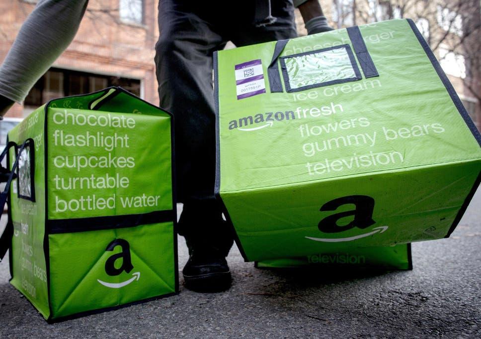 Amazon opens supermarket with no checkouts, no aisles and no