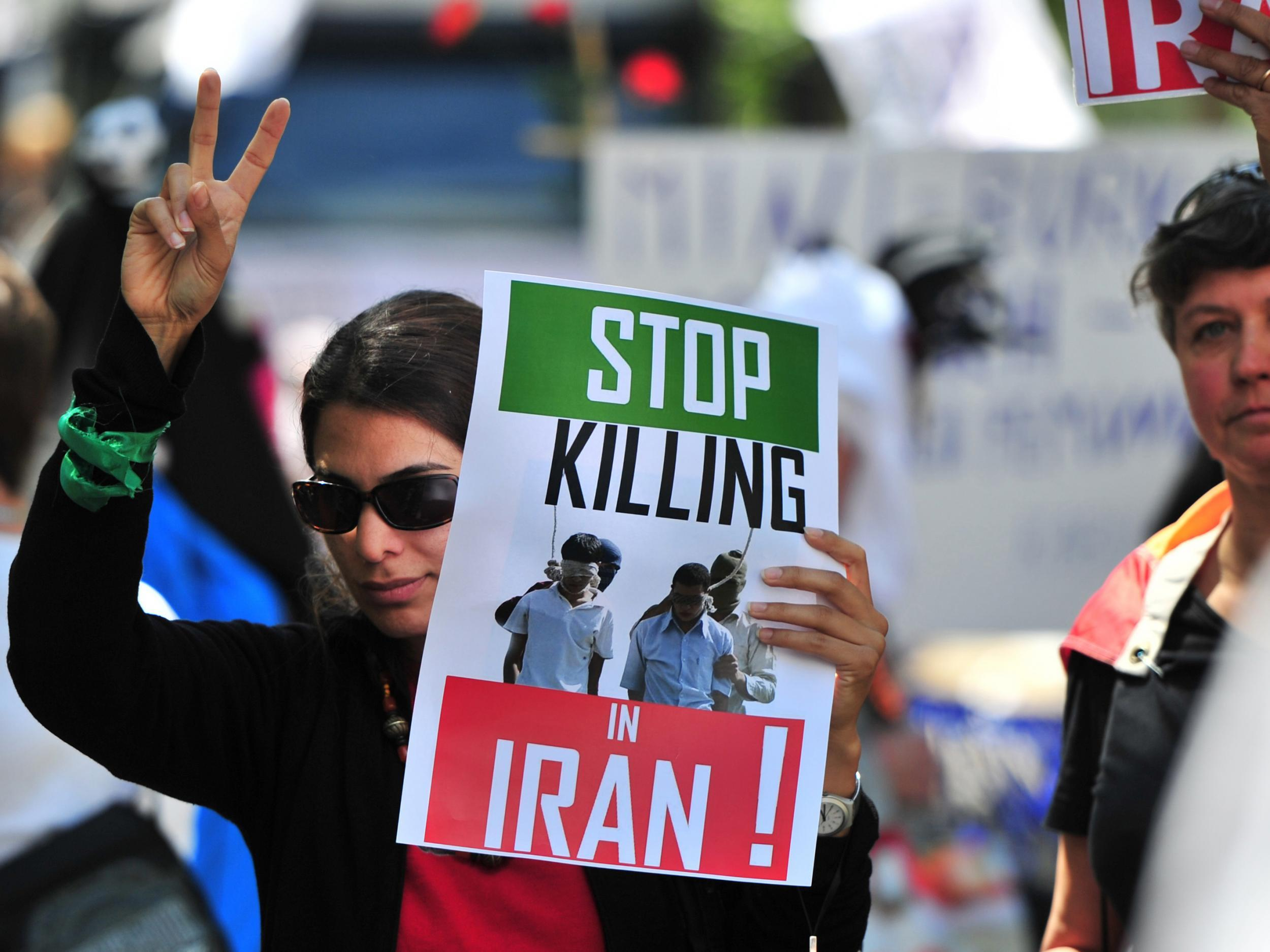 Homosexuals to be Executed in Iran for Being Gay