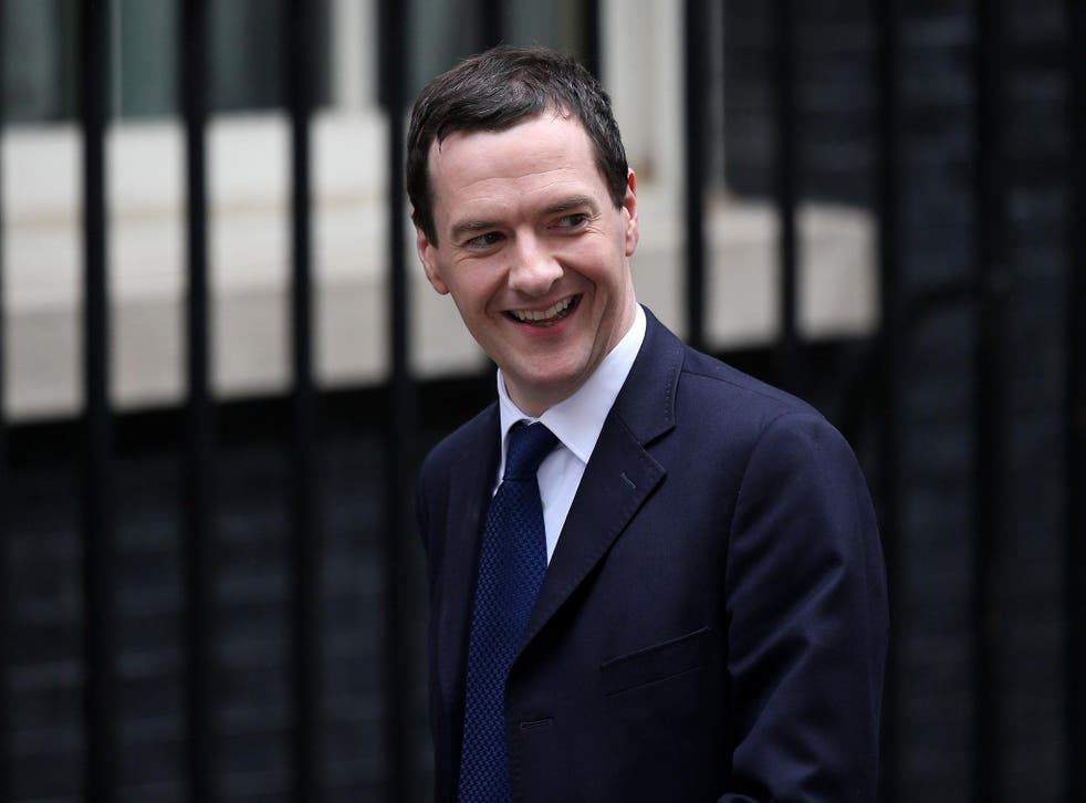 Osborne already tried to scare older people by saying that their state pensions would be at risk in the event of Britain leaving the EU
