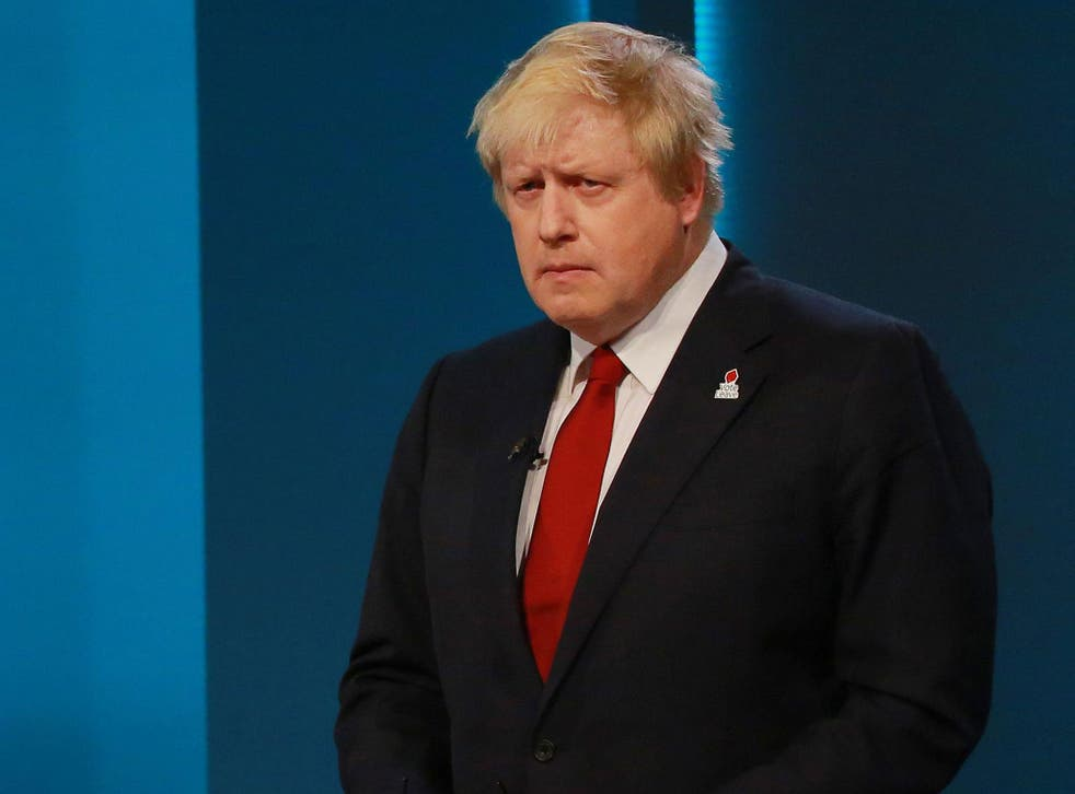 Boris Johnson came under personal fire from the Remain camp during the debate