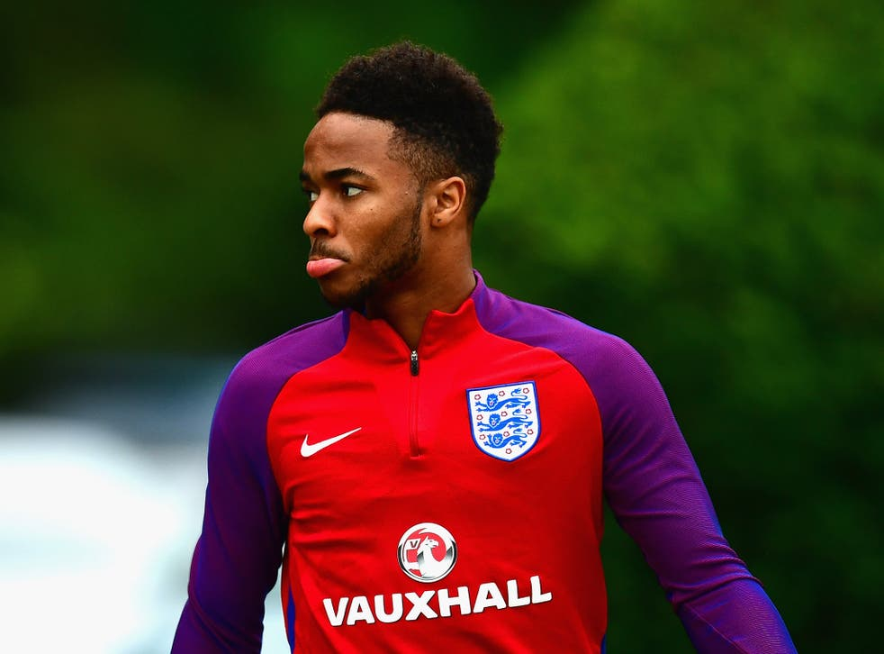 Raheem Sterling is set to start England's Euro 2016 opener against Russia
