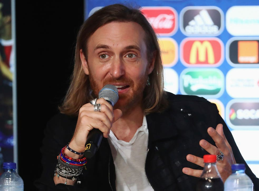 David Guetta will perform in the opening ceremony