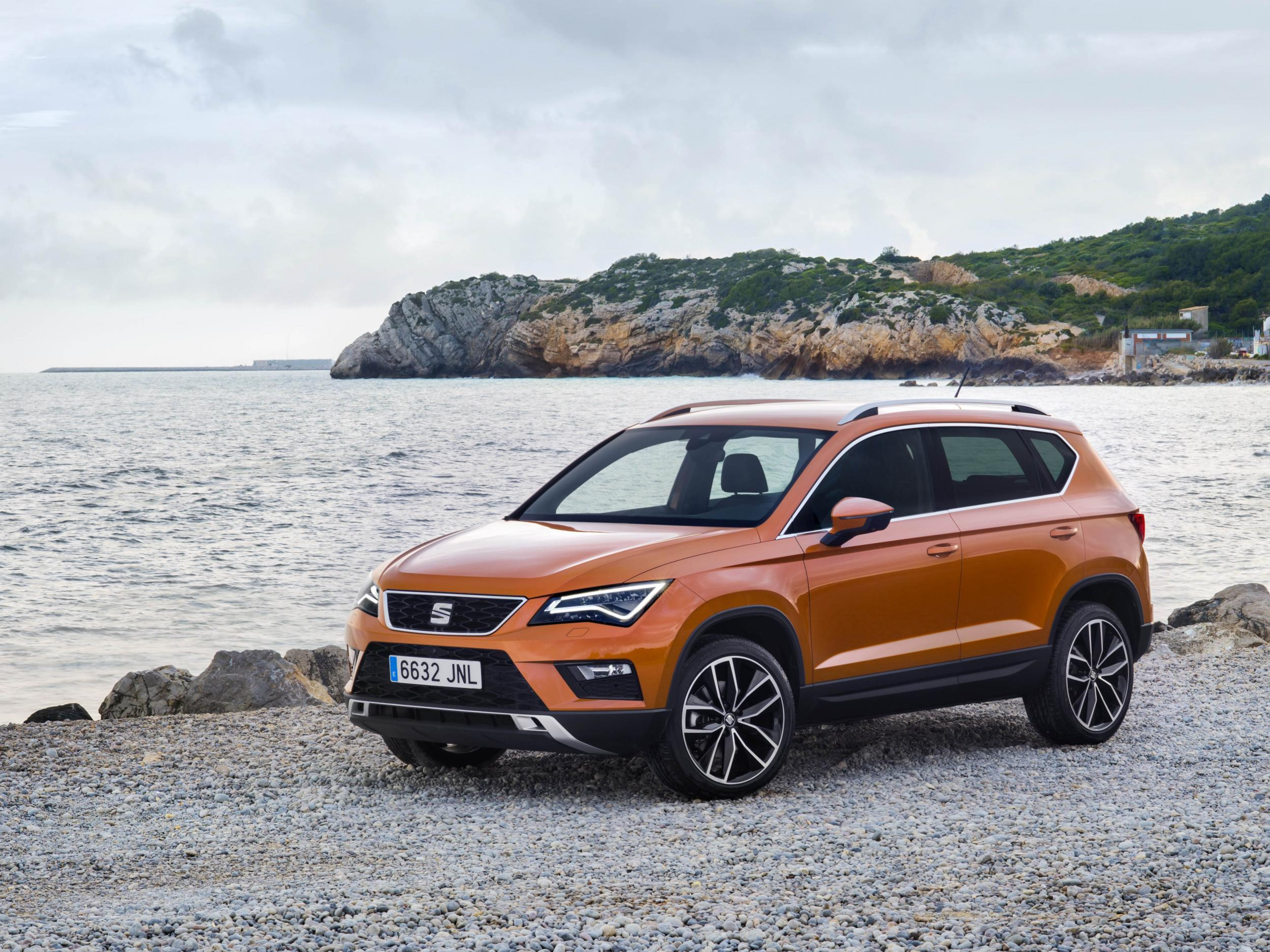 Seat ateca car review a car for modern parents with proper four wheel drive the independent