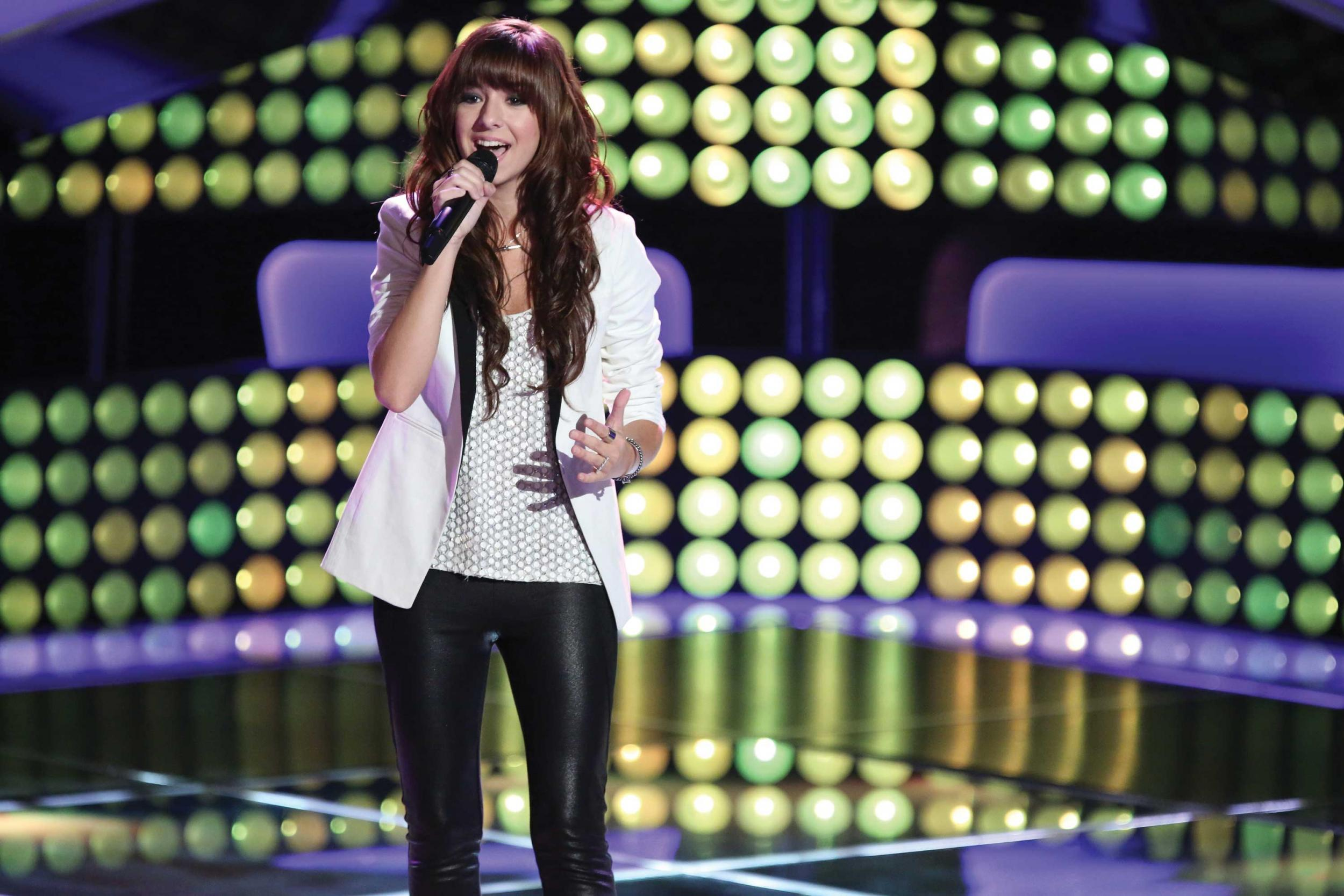Christina Grimmie dead: Watch the Voice audition that wowed