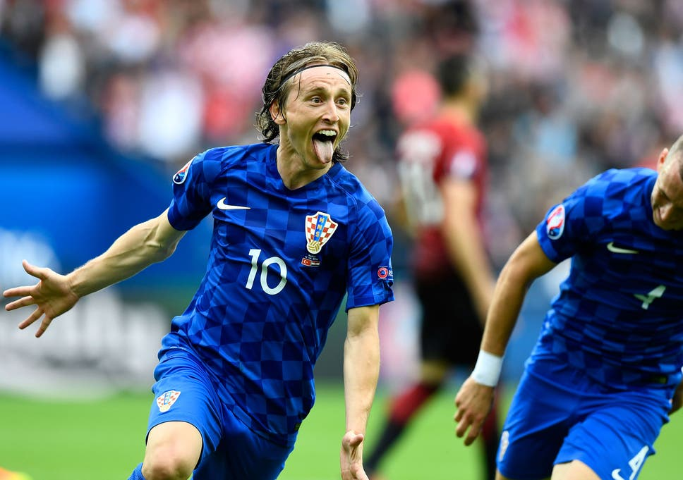 eaea47464 Euro 2016  Luka Modric can drive Croatia out from brilliant class of  98  shadow