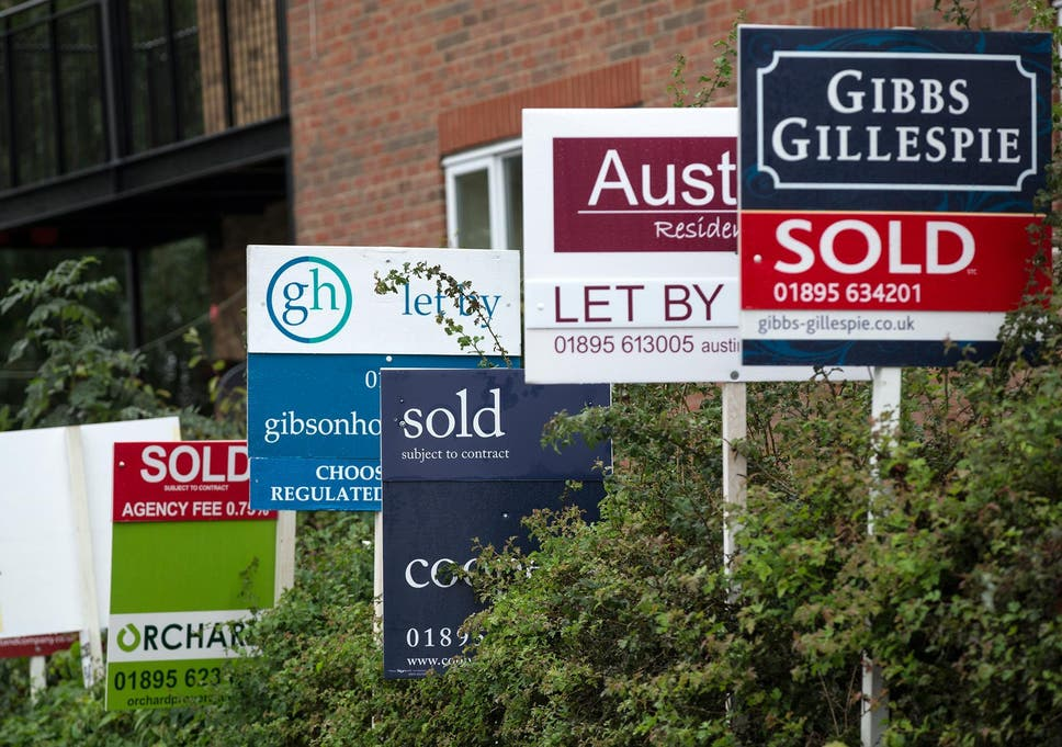 Number Of Council Homes Sold Off Under Right To Buy Increases Five