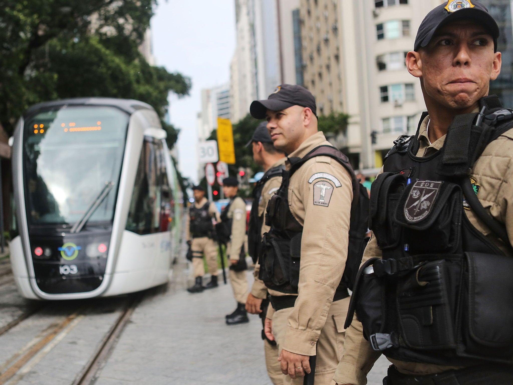 Image result for brazilian law enforcement