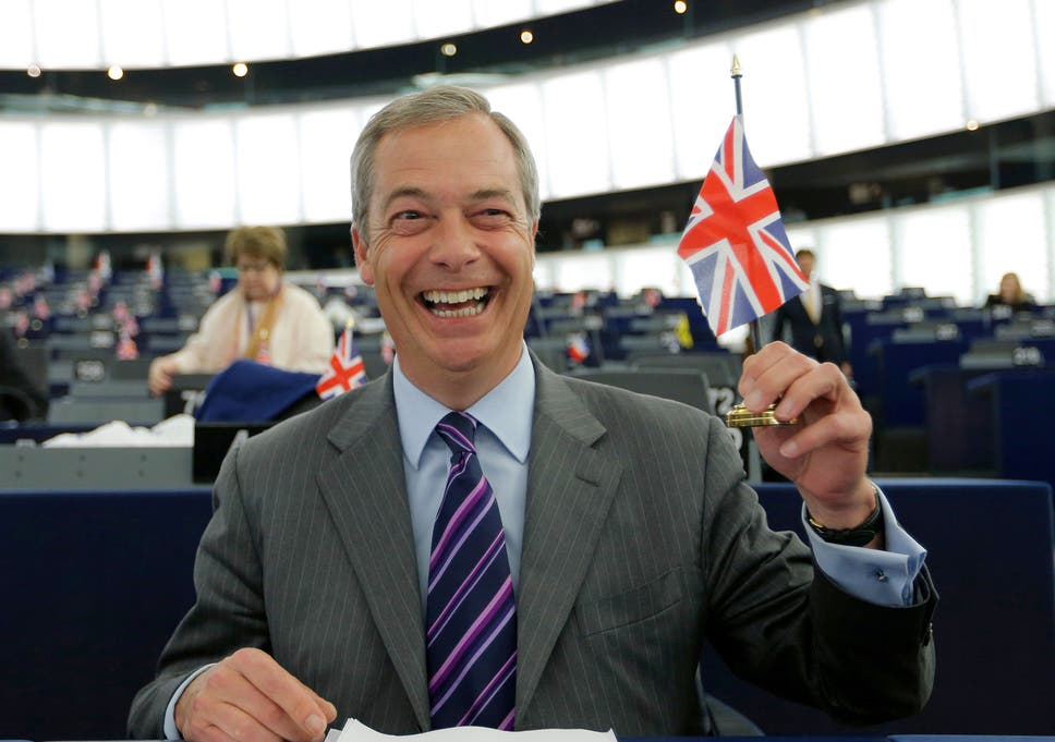 Nigel Farage Why You Should Vote For Brexit This Thursday The