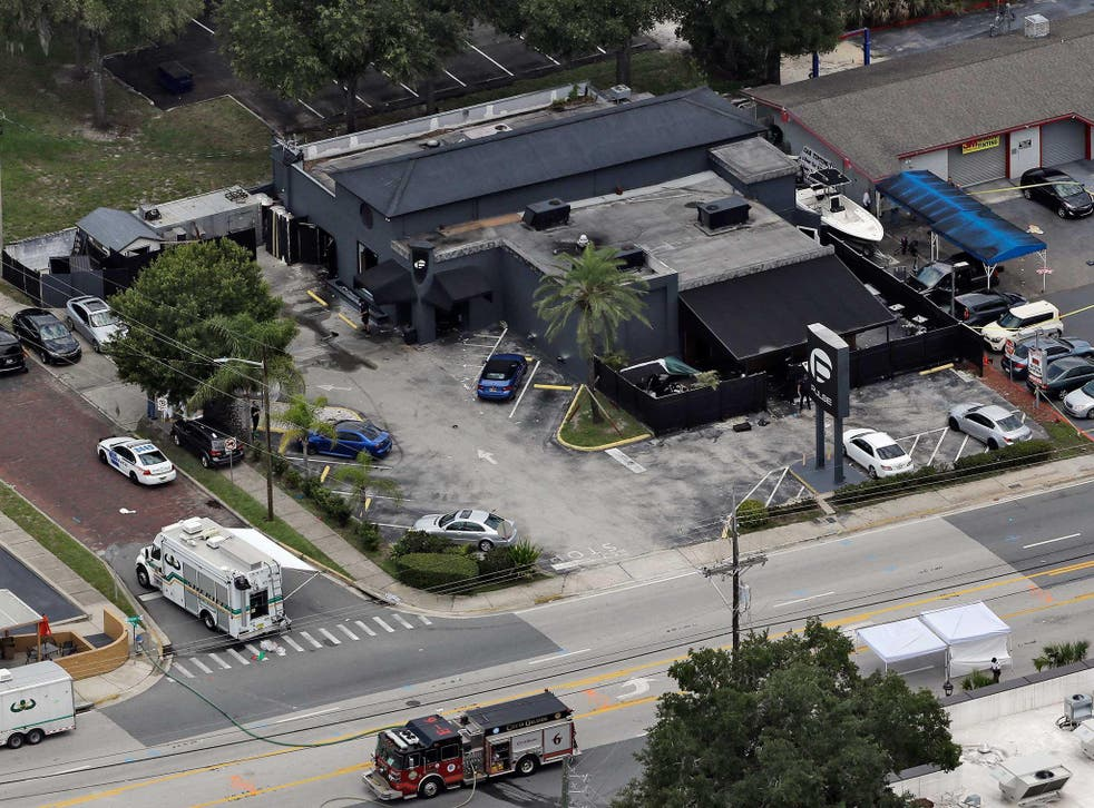 Fifty people were killed and 53 wounded in the deadliest mass shooting in recent US history