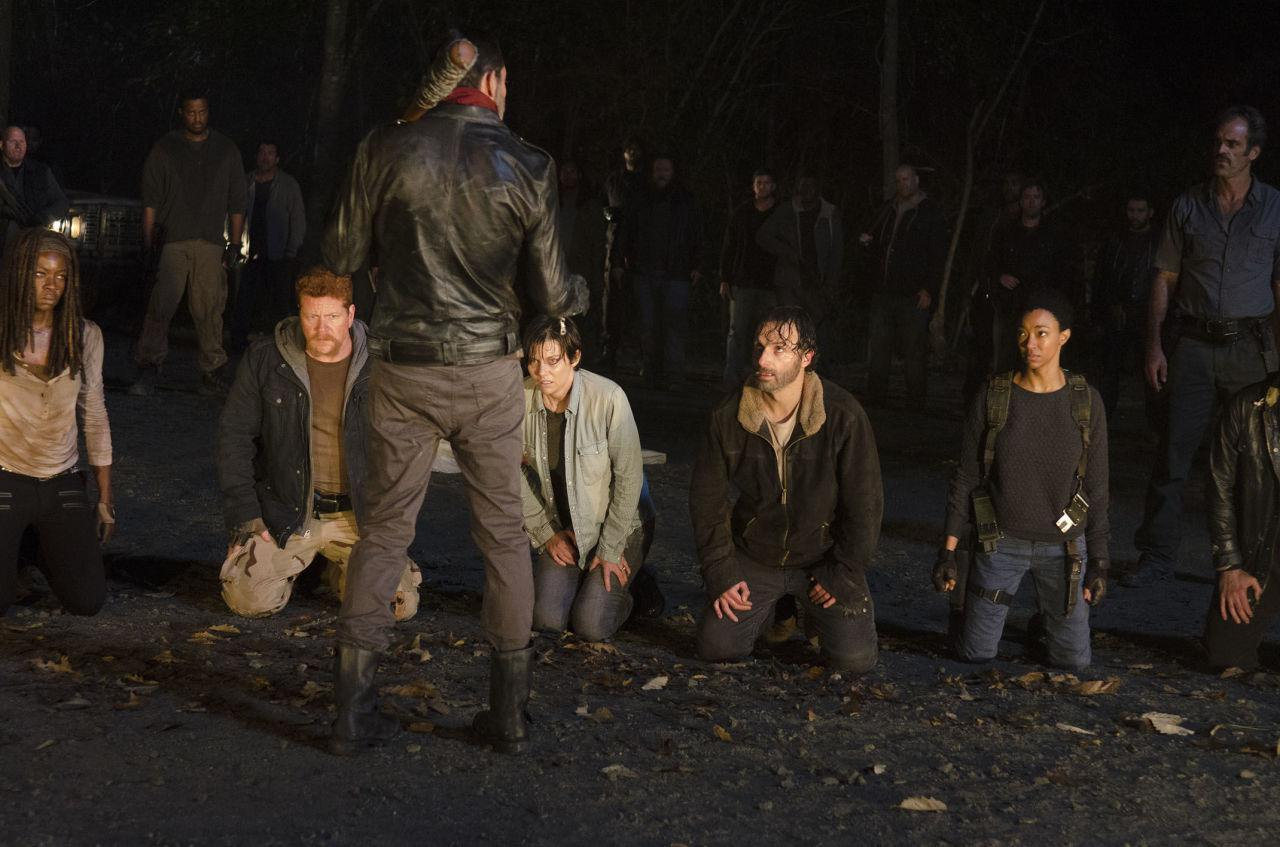 The Walking Dead season 7: New image confirms character is alive and well