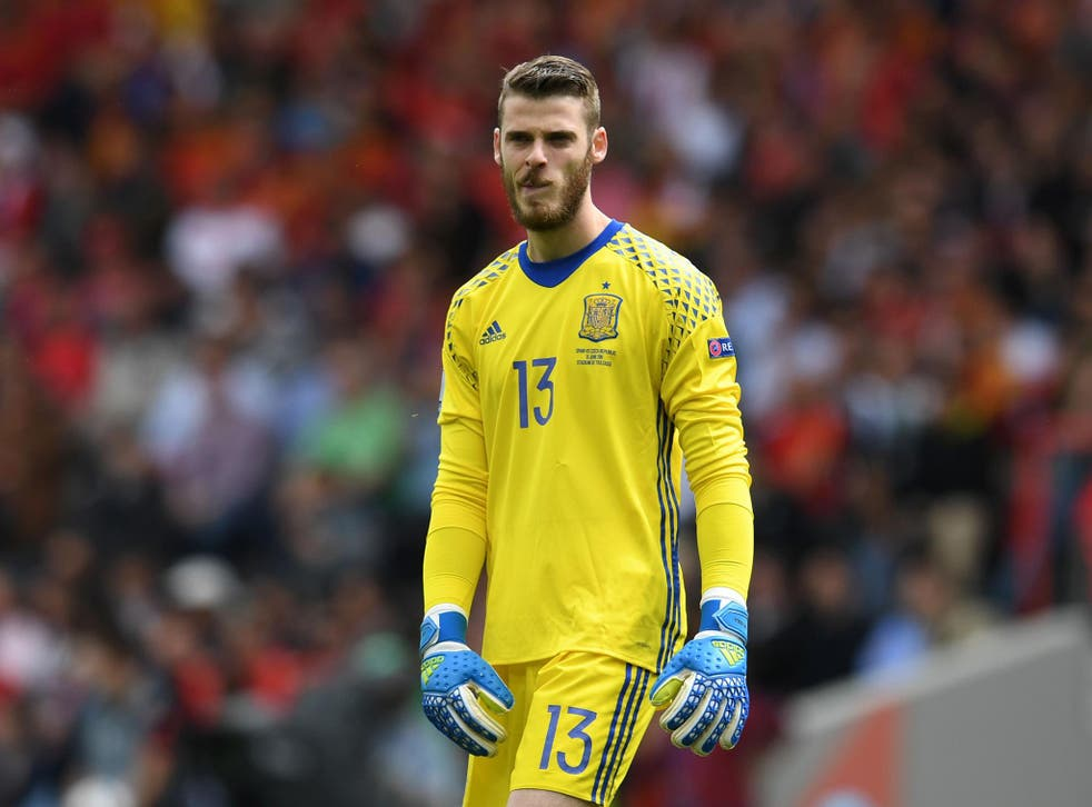 De Gea's implication in an ongoing trial threatened to derail his tournament