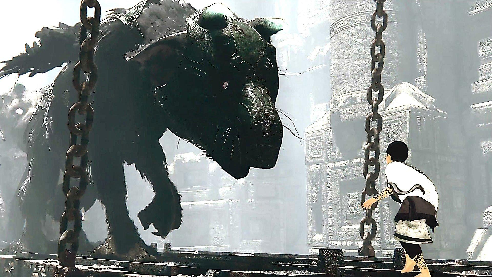 The Last Guardian Review Ps4 Technical Faults Can T Dampen This