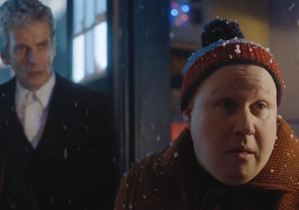 Doctor Who Christmas Special 2016.Doctor Who Christmas Special Superhero Character Reported