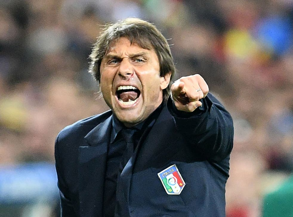 Italy manager Antonio Conte will take over at Chelsea after the tournament