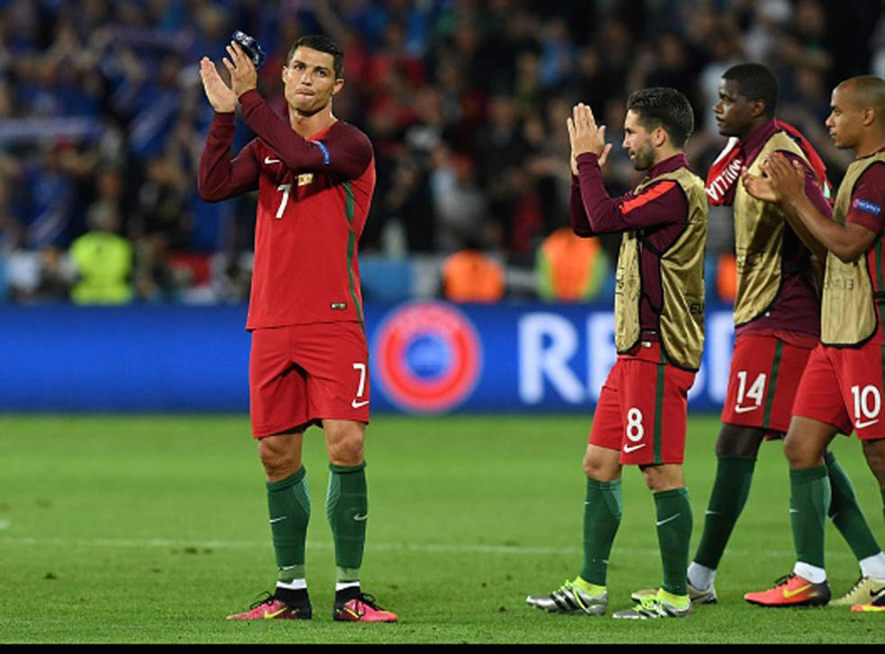 Cristiano Ronaldo was unable to inspire victory for Portugal (Getty)