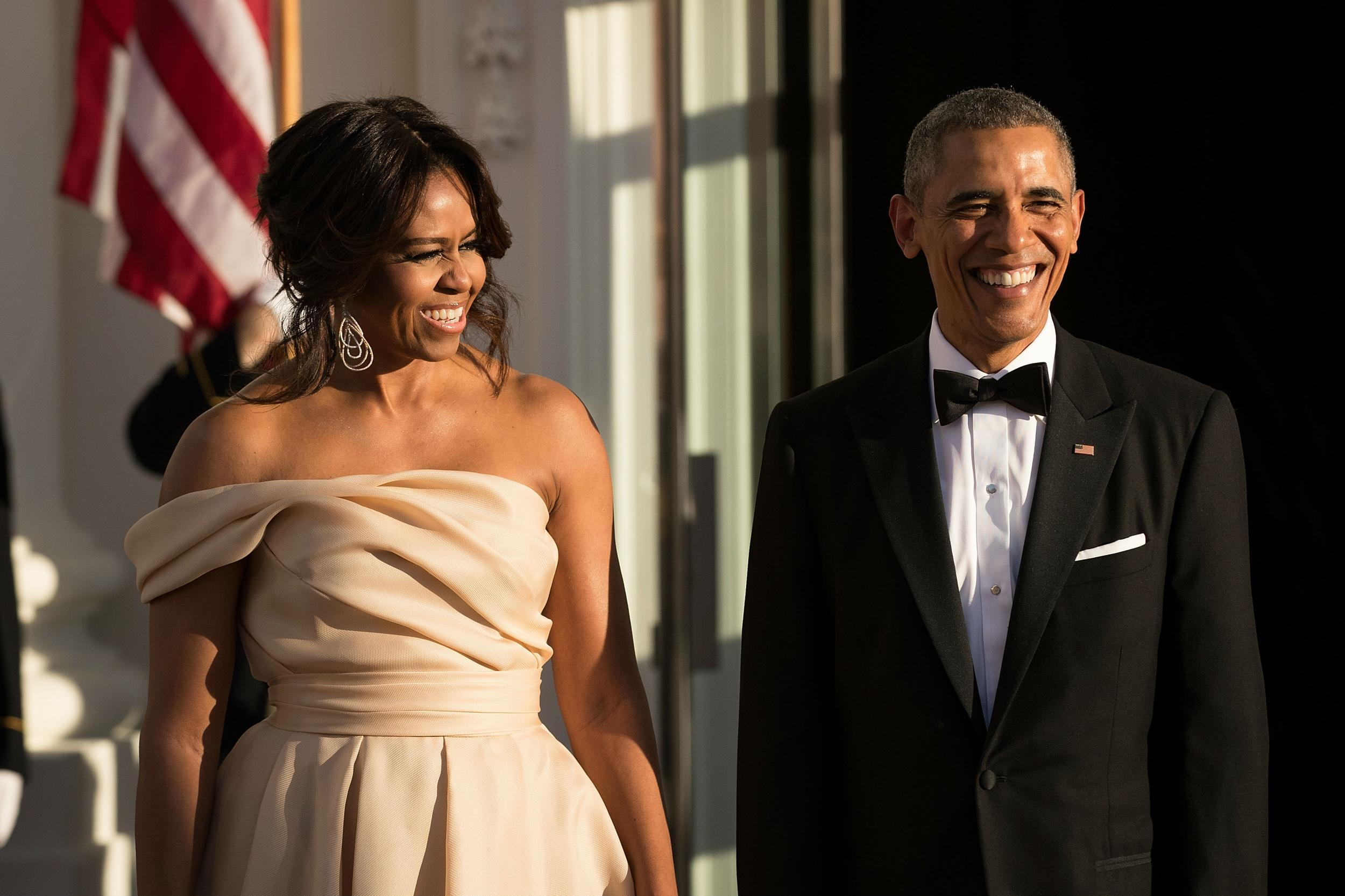 What it's like to be Michelle Obama's go-to designer