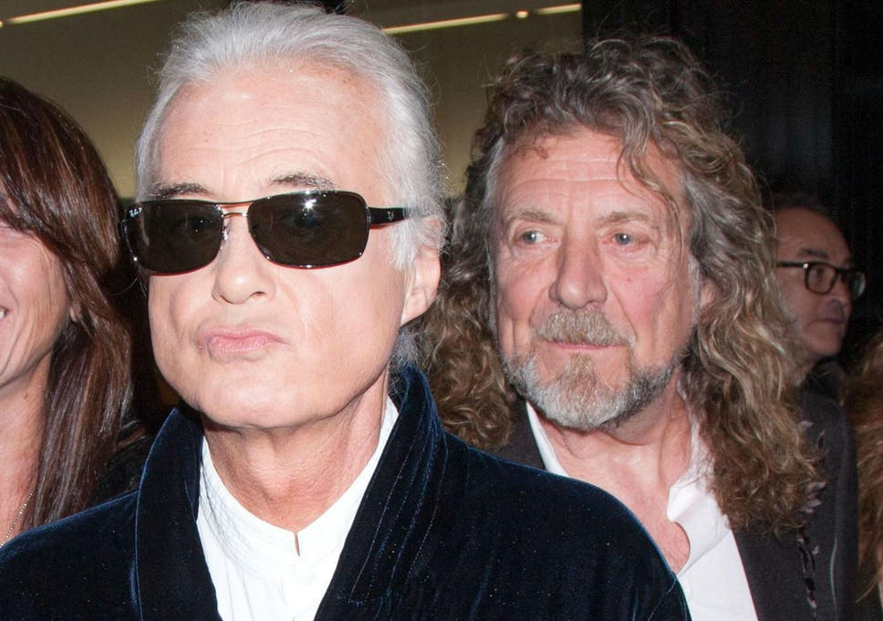 Jimmy Page 2012