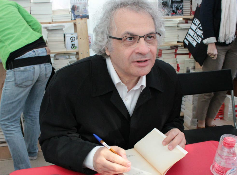 Legion d'Honneur, holder of France's top literary award and member of the Academie Francaise Amin Maalouf