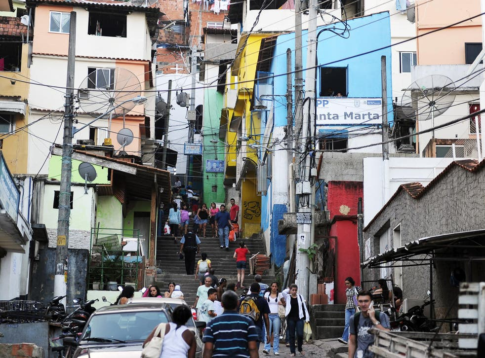 More than 4,120 families were relocated to make way for Olympic developments in Rio